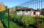 Забор из 3d сетки, Фото, №3