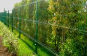 Забор из 3d сетки, Фото, №5