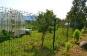 Забор из 3d сетки, Фото, №7