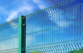 Забор из 3d сетки, Фото, №8