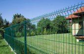 Забор из 3d сетки, Фото, №12
