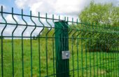Забор из 3d сетки, Фото, №9