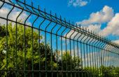 Забор из 3d сетки, Фото, №10