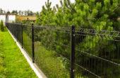 Забор из 3d сетки, Фото, №11