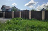 Забор из двухстороннего штакетника, Фото, №38