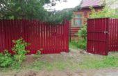 Забор из двухстороннего штакетника, Фото, №8