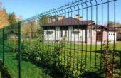 Заборы в Домодедовском районе, Фото, №1