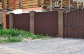 Заборы в Домодедовском районе, Фото, №2