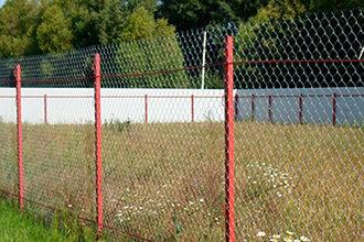 Заборы в Домодедовском районе, Фото, №9
