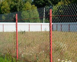 Заборы в Калужской области, Фото, №3